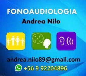 Fonoaudióloga Andrea Nilo