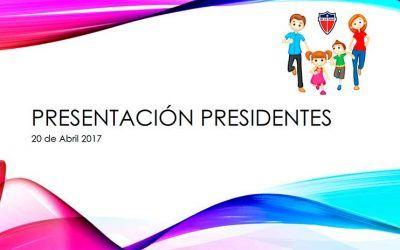 Presentación CPA Reunión de Presidentes
