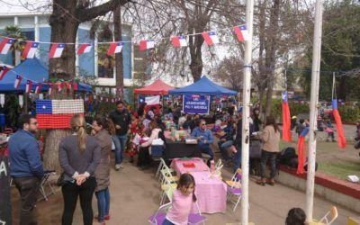 Ecos del Día de la Chilenidad